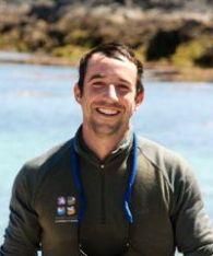 James McKerricher - Sea Kayaking Guide and Chef on Spring Island, Kyuquot