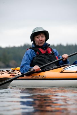 Guided Instructional Sea Kayaking on Vancouver Island, British Columbia