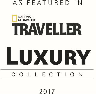 National Geographic Traveller Luxury Collection 2017