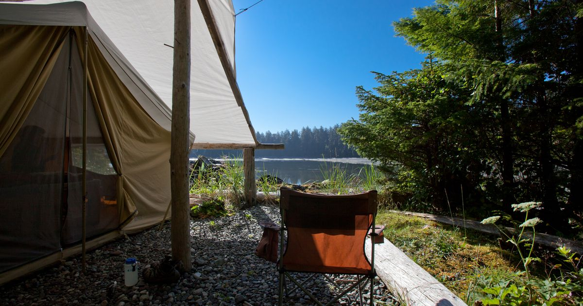 Glamping Wilderness Retreat Luxury Camping North Of