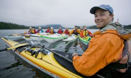 WCE Kayak Guide & Owner, David Pinel
