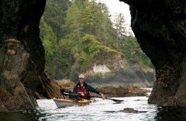 6-Day Rugged Point Kayak Tour - Expedition