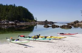 8-Day Brooks Peninsula Kayaking