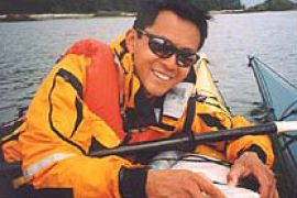 Rupert Wong past WCE owner and marine biologist