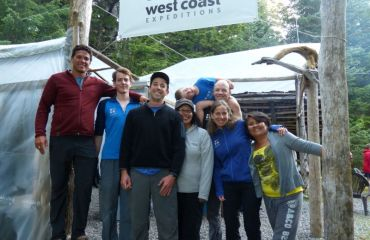 West Coast Expeditions staff