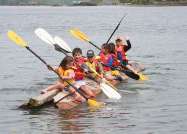 Instructional Guided Sea Kayaking with West Coast Adventures