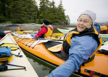 Family Kayaking Adventure Tours with West Coast Expeditions