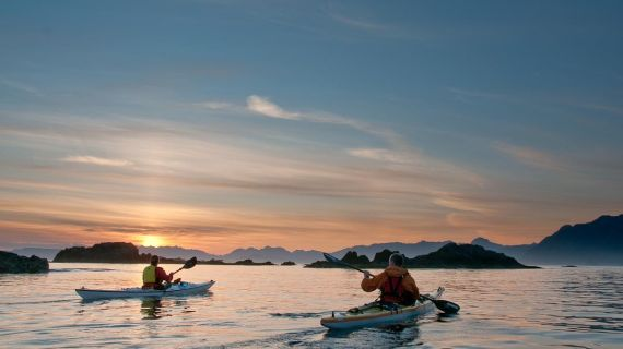 Video: Sea Kayaking Plus Aboriginal Tourism BC