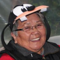 Chris Jules - Kyuquot Elder and Aboriginal Host with West Coast Expeditions on Spring Island