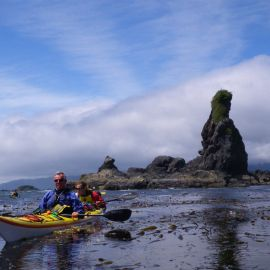 West Coast Expeditions Sea Kayaking Adventure Tours