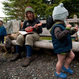 Family Vacation Packages Rock on Vancouver Island, BC