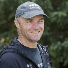 David Pinel, Owner and Kayaking Guide for West Coast Expeditions