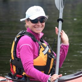 Caroline Fisher – Owner, Guide and Host at West Coast Expeditions